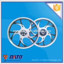 Горячие конструкции колес мотоцикла ront & задние легкосплавные колесные заготовки