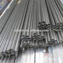 Hot Rolled Polished SS 201 304 316 Stainless Steel Round Pipes Tube