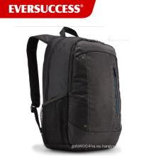 Mochila mochila para portátil mochila portátil con compartimiento grande para portátil (ESV010)