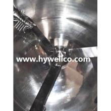 Granulador mezclador de almidón húmedo
