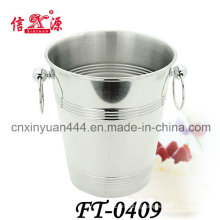 Stainless Steel Ice Kettle (FT-0409)