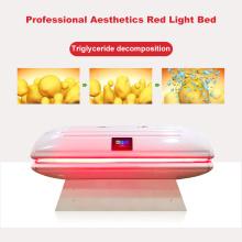 Guérison des lits laser à lit de lumière LED mitochondries