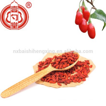 Factory wholesale price for china goji berries