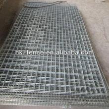 Гальванизированная сваренная панель ячеистой сети 3600(12') х 1800(6') x 50 мм x 50 мм x 3.0 мм