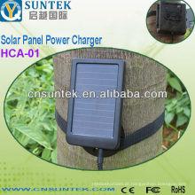 SunTek HT002 Caça Câmera Solar Painel Solar 9V