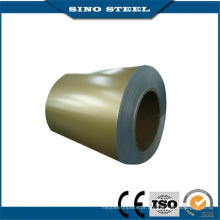 PPGI Dx51d grau Prepainted bobina de aço galvanizada