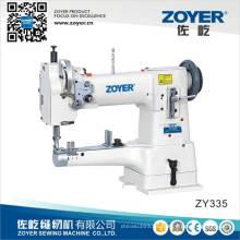 Máquina de coser de Zoyer sola aguja cama de cilindro compuesto-Feed Heavy Duty (ZY335)