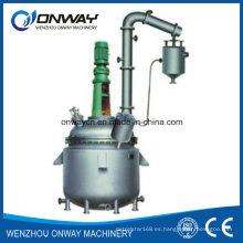 Fj High Efficent Reactor Farmacéutico de Precio de Fábrica para Biodiesel