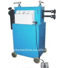 Vertical round duct elbow makinging machine