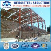 Low Cost Factory Workshop Steel Building (WD092809)