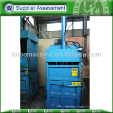 Used garment compactor machine