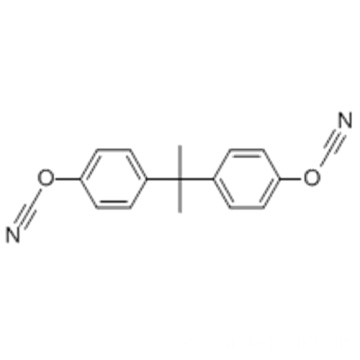 2,2-Bis-(4-cyanatophenyl)propane CAS 1156-51-0