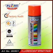 Magic Super Car Refinish Acrílico Pintura Fluorescente Spray