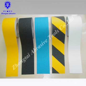 safe skateboard anti-slip adhesive tape with sand
