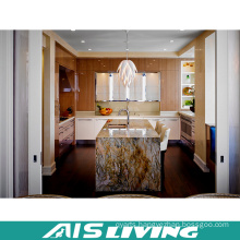 French Style Glazed White Custom Kitchen Cabinetry and Kitchen Cabinet (AIS-K712)