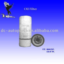 Filtre à huile résistant pour Volvo, OEM: 4666343