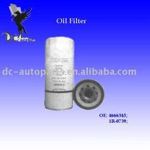 Сверхмощный фильтр для масла для Volvo, OEM номер:4666343