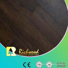 Suelo laminado de madera de vinilo laminado E1 AC3 Eir HDF de 12 mm