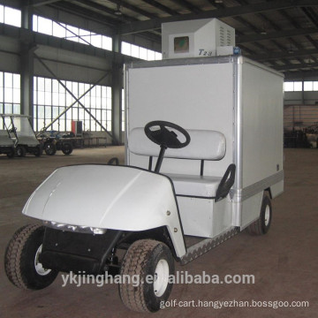 4000W Electric Refrigerated Truck