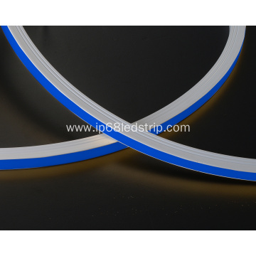 Evenstrip IP68 Dotless 1416 Blue Top Bend Led Strip Light