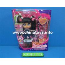 2016 le jouet en plastique de poupée de jouet de bébé le plus populaire (864413)