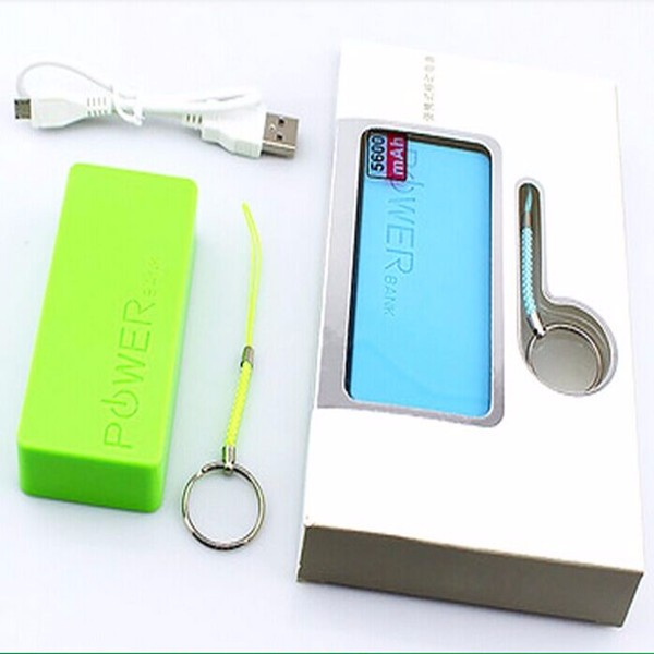 capacity power bank