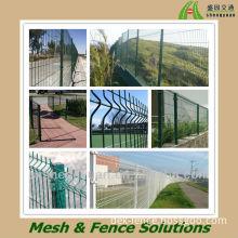 Farm Field PVC Coated Metal Fence (DEK-WFP)