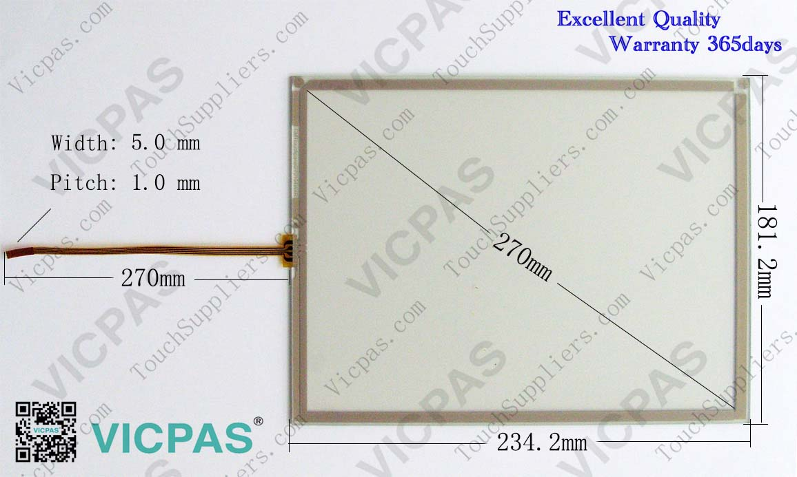 6av6545-0cc10-0ax0 Tp270 10 Touch Panel