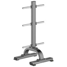 Gimnasio comercial Equipo Gimnasio Vertical Plate Tree