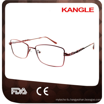 China Best Stainless material solid frame eyewear Factory Sale Direct