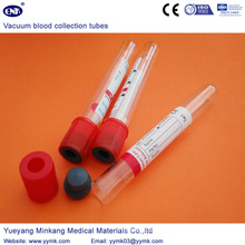 Vacuum Blood Collection Tubes Plain Tube (ENK-CXG-015)