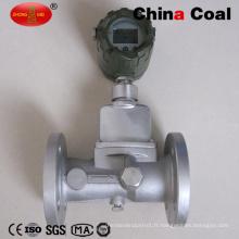 Débitmètre à turbine à vapeur liquide à gaz de précision Vortex série D8800