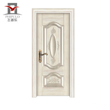 Factory Making Brand Accepted Oem Steel Wood Door