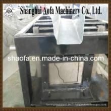 Petit pain portatif de tuyau de descente d'eaux ménagères formant la machine (AF-G127)