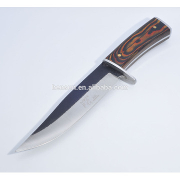 Cuchillo de acero inoxidable Titanize Blade Wholesale Saber Knife