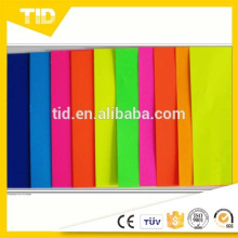 Fluorescent Adhesive Vinyl Film/Fluorescent Tape