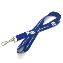 Imprinted Nylon Neck Lanyards for Promotion Gift