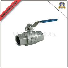 Шариковый клапан нержавеющей стали 2-PC (YZF-V09)