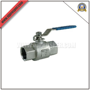 Stainless Steel 2-PC Ball Valve (YZF-V09)
