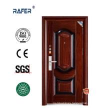 New Design and High Quality 9/10cm Steel Door (RA-S027)
