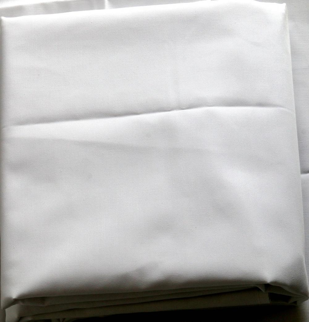 Workwear  cloths  Twill White
