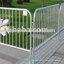 Porte de clôture temporaire
