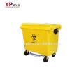 Пластиковая коробка для поддонов из вторых рук 500мм Пластиковая коробка для поддонов