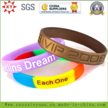 Professional Big Factory Do Custom Silicone Bracelets