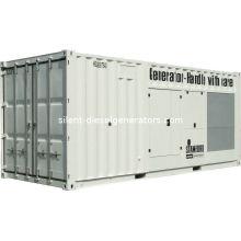 1320kw / 1650kva Standby Power Mtu Diesel Generator Set Water-cooled