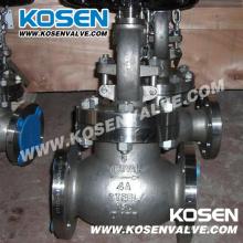 Válvulas de globo de acero inoxidable 4A (J41)