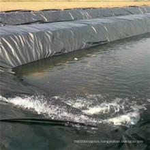 Price 1mm 2mm waterproof geo membrane plastic artificial lake tank dam lining swim pool