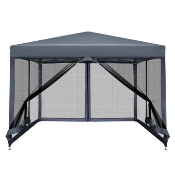 Tente gazebo transparente Tente moustiquaire 3x3