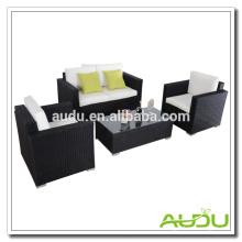 Audu Home Соберите Wicker Flat Pack Мебель Сад
