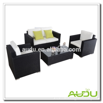 Audu Home Ensemble Wicker Flat Pack Furniture Garden